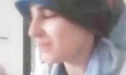 türbanlı narin, webcamda ilk amatör sex